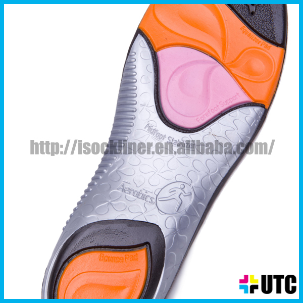 China supplier orthotic PU foam insole