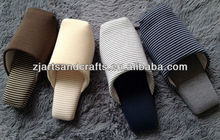 2013 hangzhou suede indoor slipper