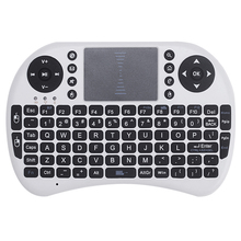 Genuine Backlight English i8 PRO Wireless Mini Keyboard 2.4G multitouch Touchpad Air Mouse
