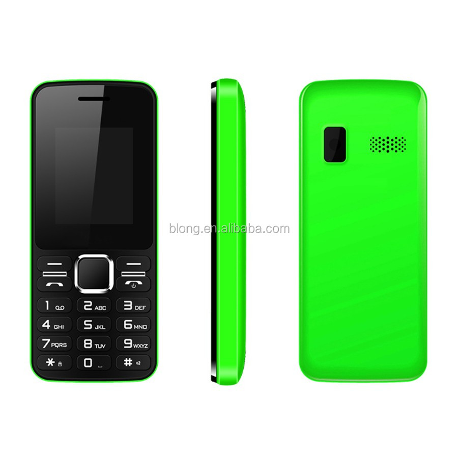 "1.8"" South america unlocked GSM cheap cell phone mobile dual sim low end mobile phone"