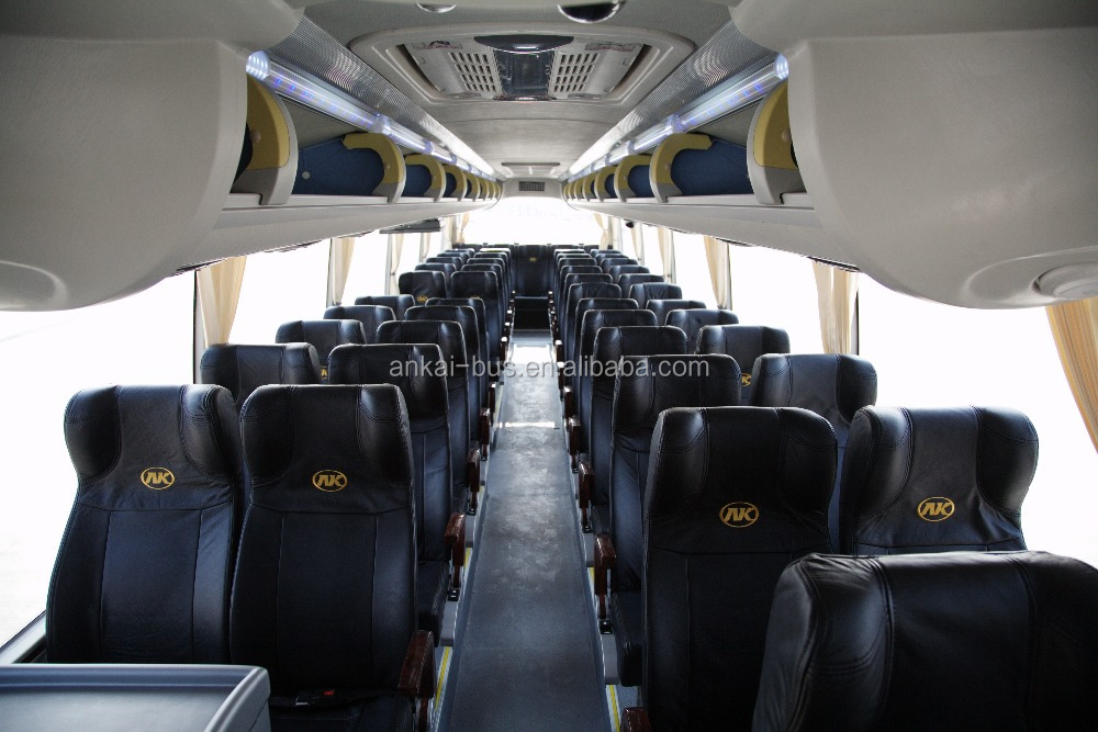 New Model Factory China Manufacture luxury coach bus price