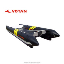 (CE) 3 ~ 5m Inflatable high speed catamaran boat