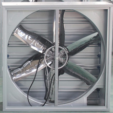 ZNH Industrial High-Temperature Controlled Wall/Window Mounted Heavy Duty Exhaust Fan