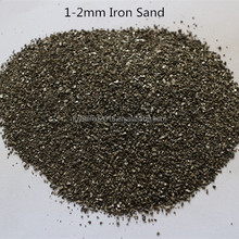 Magnetite iron ore sand /iron sand with cheapest price for sale