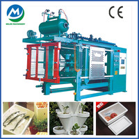Milon vacuum eps machine for making styrofoam box