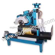jewellery for bangle making Hollow Pipe Cutter Machine for jewelry goldsmith machinery