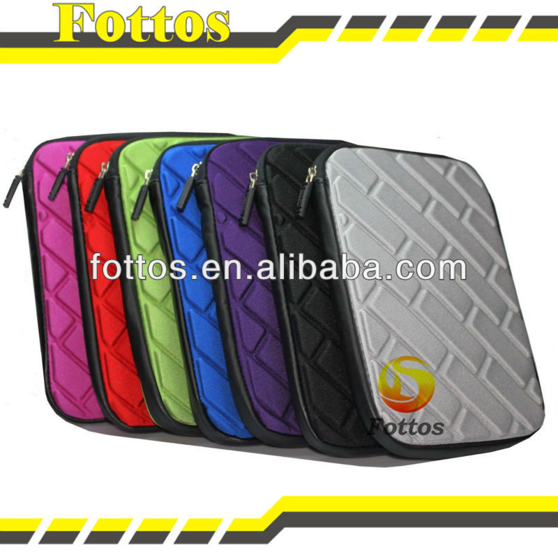 Croco 2013 new design 7 inch PU EVA tablet case/7 inch tablet cover/cases for tablets