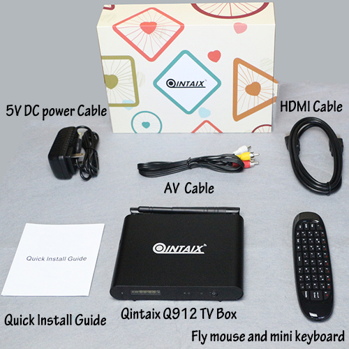 Android7.0 TV Box 3G/32G Amlogic S912 Set-Top Box With Dual-band WiFi BT 4.0 Octa Core android tv box