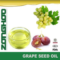 100%pure and fresh grape seed essential oil