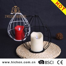 2017 New Designed Artificial battery operated flickering flame candle light