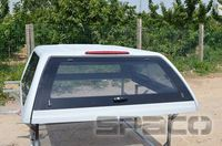 2015 hot sale pick up truck canopy for 2015 new Misubishi Triton double cab