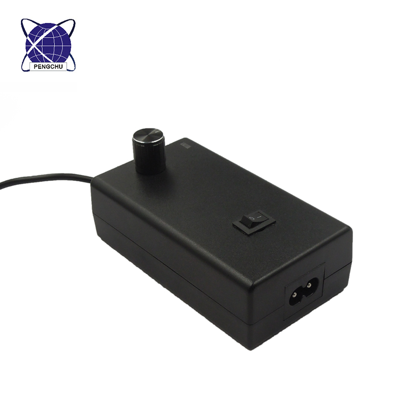 customized oem 3-12v 2a 24w adjustable ac adapter with CE FCC RoHS