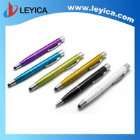 2015 new design hot-selling stylus power bank pen LY-DY08