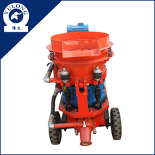 PZ-7 Hot sale rotor concrete dry mix shotcrete machine