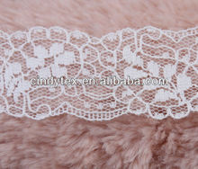 for dress white cotton lace trim