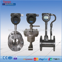 Air gas steam liquid water flow meter natural gas