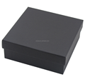 Cheap Belt Paper Package Gift Box Black Paper Belt Packing Box Case Packing box For Belt Gift
