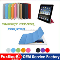 smart cover for ipad air case sleep/wake up function belt clip case for ipad mini ,unbreakable case for ipad air