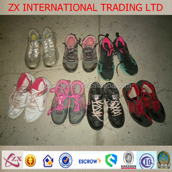used second hand lady tennies shoes in new york style used shoes in South Africa
