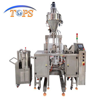 1-2kg food grade bag-given powder filling machine
