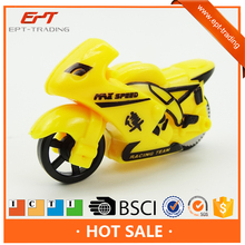 2017 China kids toy high quality friction toy cars cheap motorcycle for sale