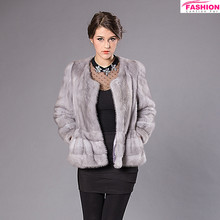 Charming Small Mink Fur coat