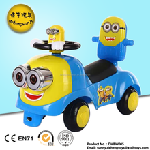 New design children plastic baby car toys china baby Walker