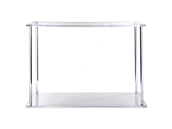Acrylic Lucite Rectangle Centerpieces For Wedding