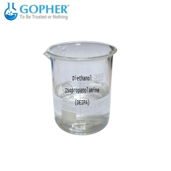 Diethanol-isopropanolamine DEIPA in Construction Chemicals for Cement Grinding Aids CAS:6712-98-7