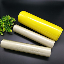 transparent pvc cling film for wrap food