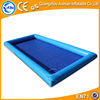 Water game equipment blue swimming pool, inflatable pool rental