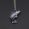 300 Styles Freshwater Fish Memorial Ash Keepsake Cremation Jewelry,Cremation Jewelry for Ashes Pendant Women Men Accessorie P205