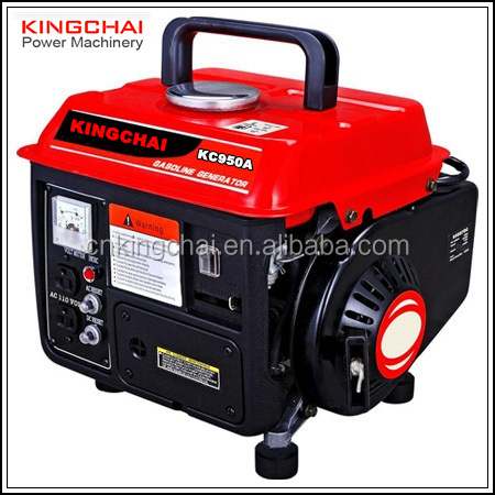 KINGCHAI Power Machinery Mini Honda Generator 950 Model Gasoline small Genset
