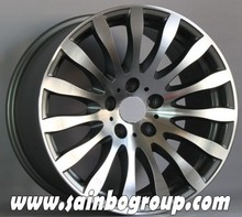 Alloy wheels for car , american racing wheels