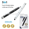 5 In 1 Multifunction Touch Stylus