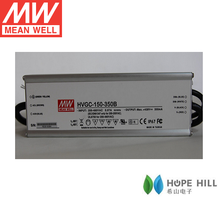 Original Meanwell 150W Single Output IP67 dimming LED Driver HVGC-150-500D