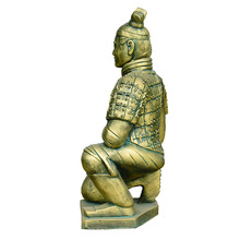 Chinese handicraft bronze sculpture terracotta warriors YFT87-4