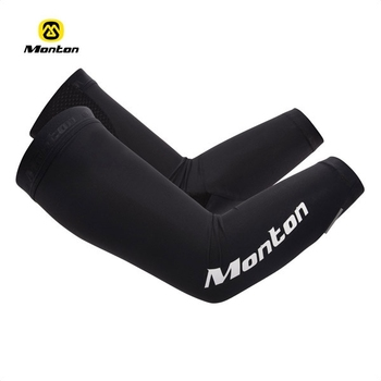 Montin JOON CHOI black cycling arm warmers sportswear 2015
