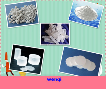 5N High Purity Alumina for LED Sapphire Wafer Growth 99.999%
