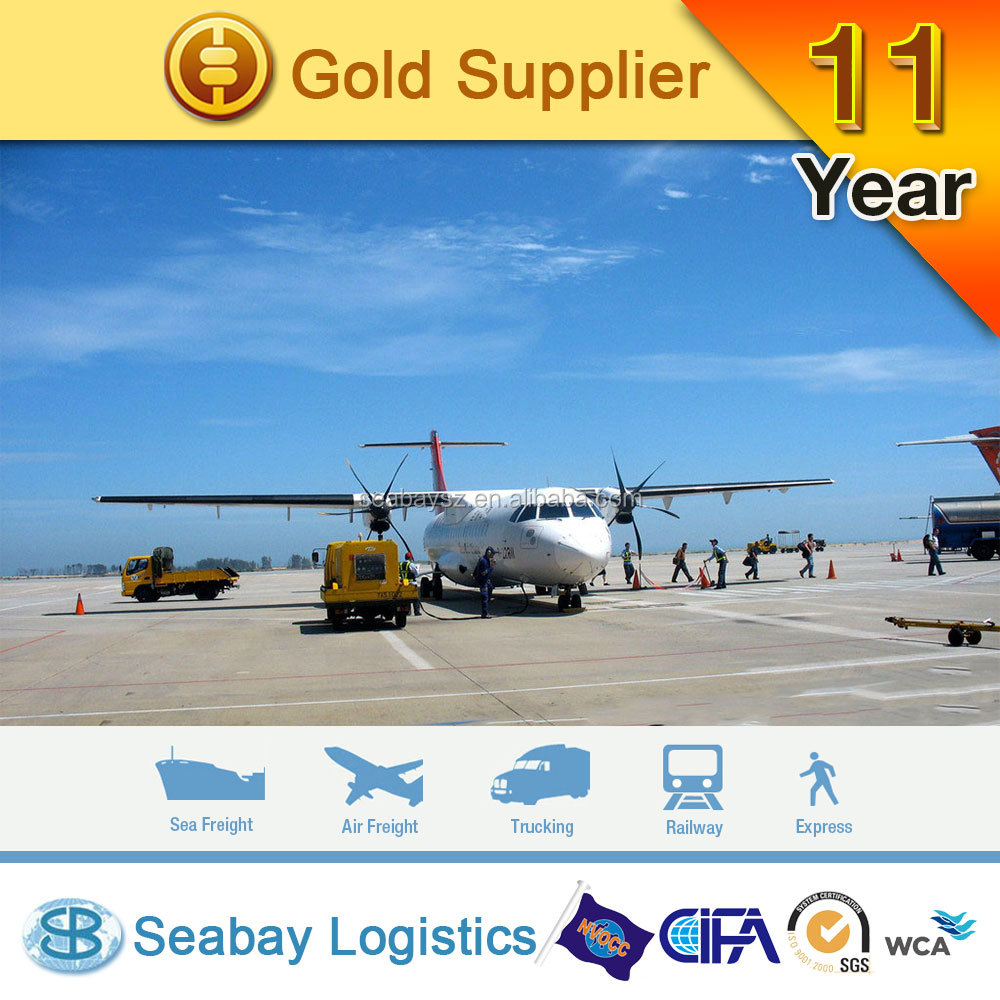 Cheap air freight shipping from China to London