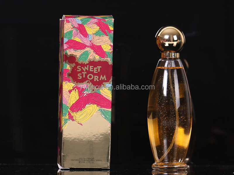 80ml long lasting Lady Brand perfumes and fragrances