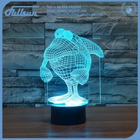FS-3051 the shark man shape 3d laser christmas lights outdoor led auto lamp foer decoration