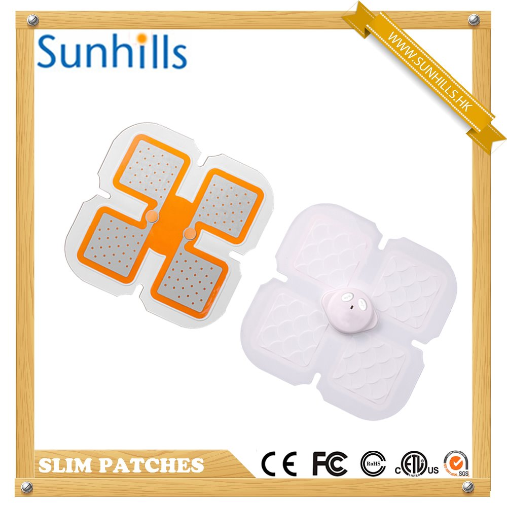 new technology Heenplus natural herbal slimming patch/ body slim patch/lose weight mangnetic