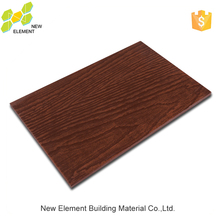 Low Rise Building Waterproof Fiber Cement External Siding Board