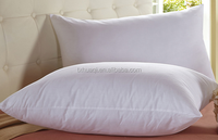 vacuum bag packed polyester pillow