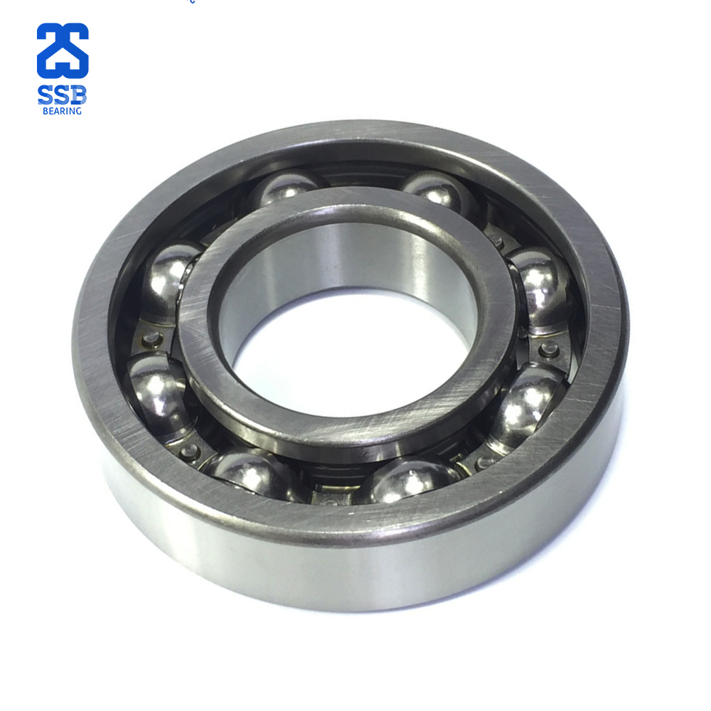 SSB High Strength Deep Groove Ball <strong>Bearing</strong> 6208 For Dryer