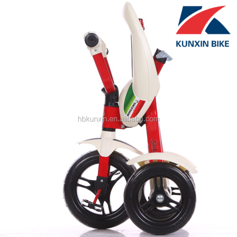 CE standard Toys triciclo kids baby tricycle / cheap price kids metal tricycle with back seat / 3 wheels tricycle for child