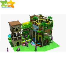 Professional kids maze indoor playground facility for sale