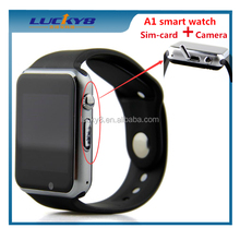 A1 Sim-card Cell cell phone Phone Smart Watch,Camera Watches That Connect To Your Phone