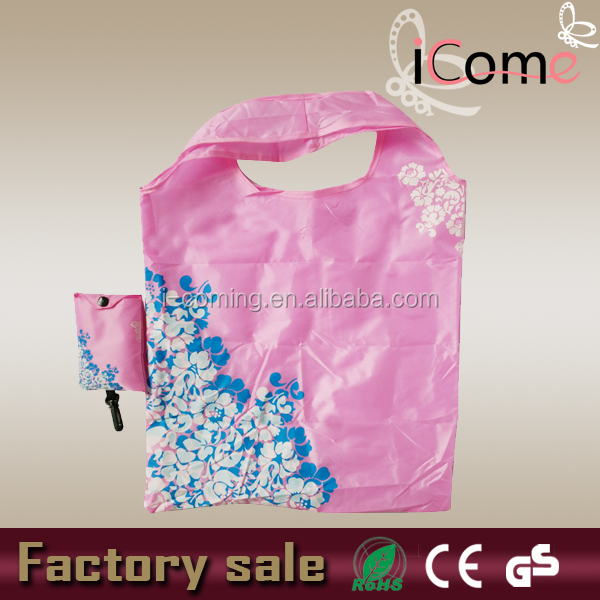 Fold up waterproof tote bag wholesale(ITEM NO:F150617)